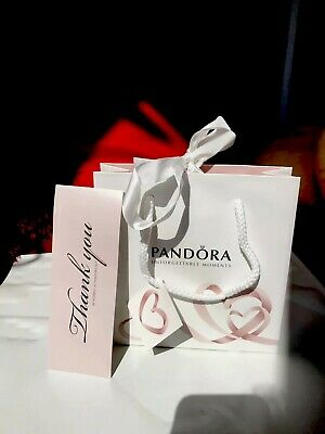 Genuine Pandora Special Edition Gift Bag With Gift Tag.