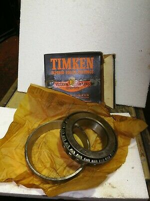 Timken 495A 493 tapered roller bearing