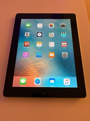 Apple iPad 2 16GB, Wi-Fi, 9.7in - Black (a1395) Grade A/B