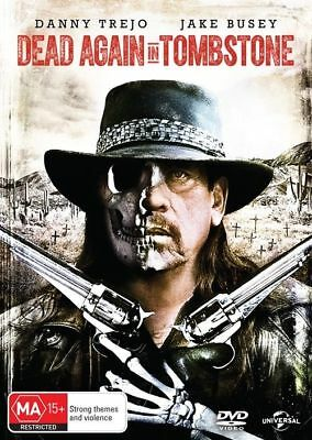 Dead Again In Tombstone DVD : NEW