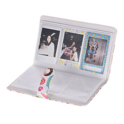 96 Pockets Mini Photo Album Photo Book Album for Fujifilm Instax Mini 9 8 G9G8