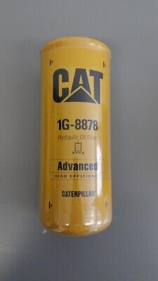 NOS CATERPILLAR CAT Hydraulic Filter and Filter Head p/n 1G
