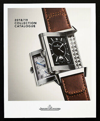 JAEGER-LECOULTRE 2018-2019 Watch Catalog - BRAND NEW