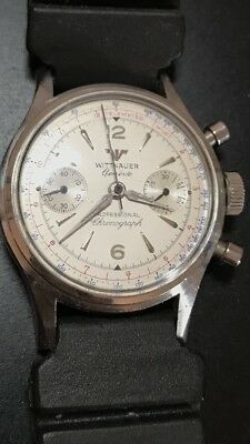 Wittnauer Geneve Vintage – Men's Professional Chronograph – 3256 1960's