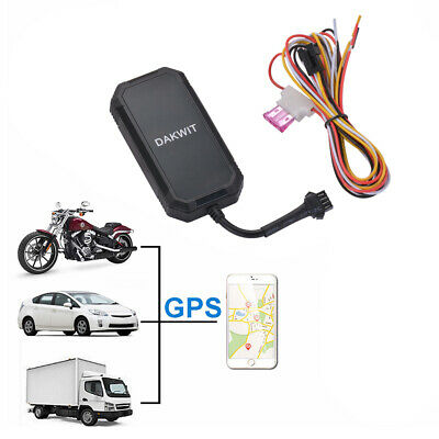 3G Car Vehicle Motorcycle Truck GPS Tracker Mini Real Time Tracking Alarm MA1895
