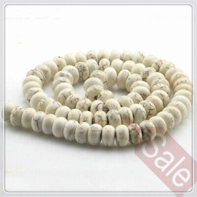 Wholesale 15.5''Turkey Turquoise Gemstone Spacer Beads Loose Beads Charm Strand