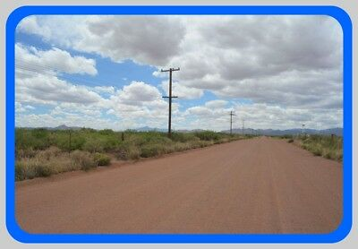 Prime 24 Acres~Power/Paved/Staked/Surveyed~Douglas Arizona~$380 A Month