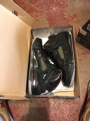 size 40 c4816 139b2 Nike Air Jordan 2010 Spizike Retro Black Stealth Shoes 315371-001 Mens Size  11