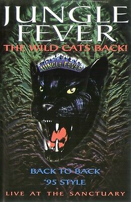 Jungle Fever 'The Wild Cats Back - 9 CD Pack (Roast AWOL Desire One Nation)