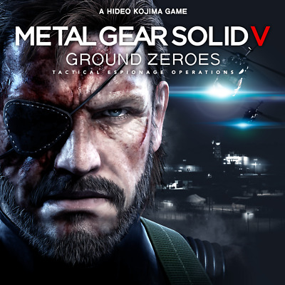 Metal Gear Solid V 5: Ground Zeroes (PC) - Steam Key [EU, INSTANT]