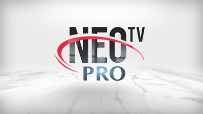 NEO TV PRO 2 IPTV 12 Mois MAG Android M3U Vlc Smart TV FHD,SD,VOD,SERIES