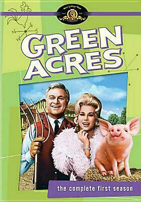 GREEN  ACRES - TV COMEDY - SEASON ONE NEW 2 DVD SET Over 13 Hours Albert & Gabor