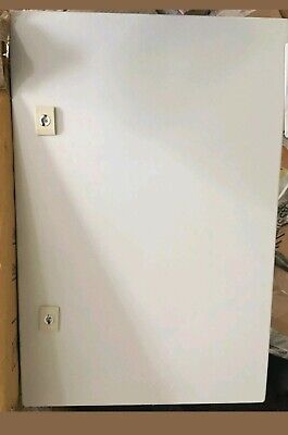 brand new wall mounted cabinet/enclosure for gas/ electrics meter 600x400x200