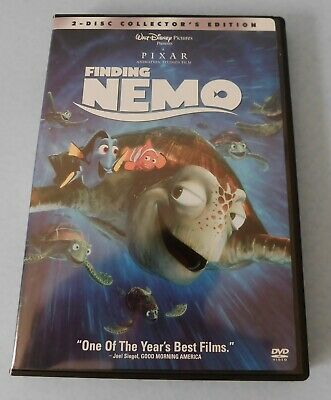 Finding Nemo (2-Disc Collector's Edition)~Used~