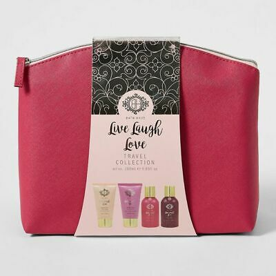 NEW Bath Haus Travel Collection - Berry Spice
