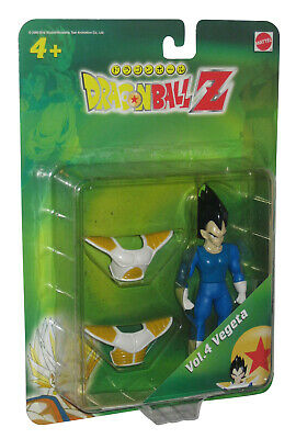Dragon Ball Z Vol. 4 Vegeta (2000) Mattel Action Figure