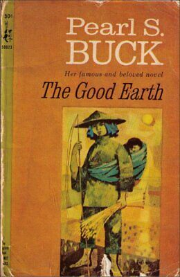 The Good Earth Vintage (1966) Paperback Book - (Pearl S. Buck)