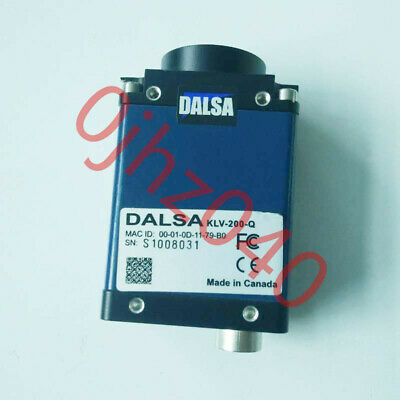 1PC USED DALSA KLV-200-Q Industrial camera