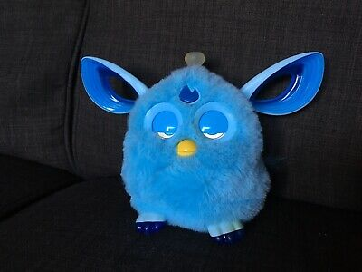 Hasbro Furby Electronic Toy Pet - Blue Excellent Condition- Hardly Used