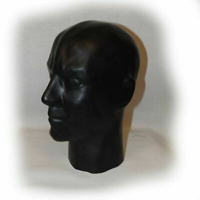 Latex Human Mask Men 1,6 mm extra starkes Material Size one size (2741)