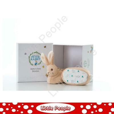 PETER RABBIT BOOTIES (BOXED) Age 0