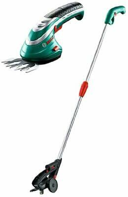 Bosch Isio Taille Haie Coupe Herbe sans Fil Cisaille Debroussailleuse Tondeuse