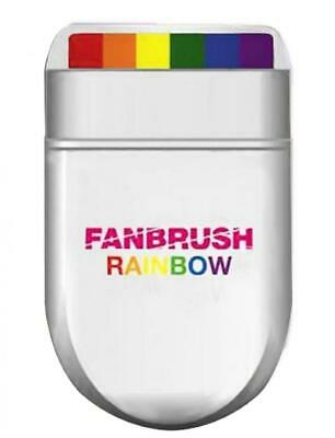 Rainbow Flag Gay Pride Face Paint - Ideal For Marches and Events by 1000...