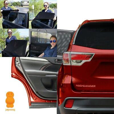 JELLYBABABABY Pare-Soleil Fenêtres de Voiture , Protection UVA Maximale Pour...