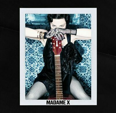MADAME X -madonna NEW  Ed Deluxe - 2 CD 14-06-2019 PRE-ORDER