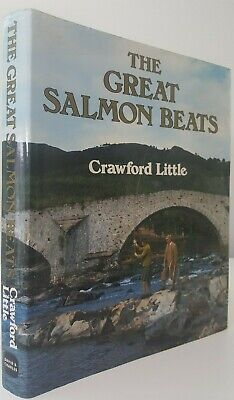 The Great Salmon Beats Crawford Little Atlantic salmon fly fishing angling book