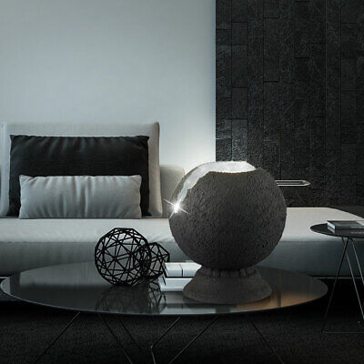 Led De Design Lampe À Chambre Living Coucher Lecture Noir Table ALj54R
