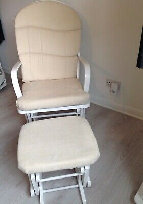 Peachy Dutailier Glider Nursing Chair And Glider Stool 55 00 Ncnpc Chair Design For Home Ncnpcorg