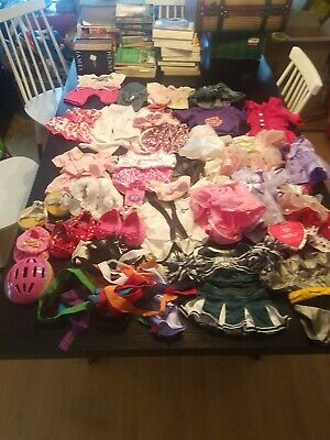 Build a Bear Girl Clothing Shoes Accessories BABW Dresses Karate Eagles lot