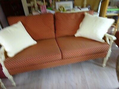 French Beregere Sofa And 2 Chairs....collection Only