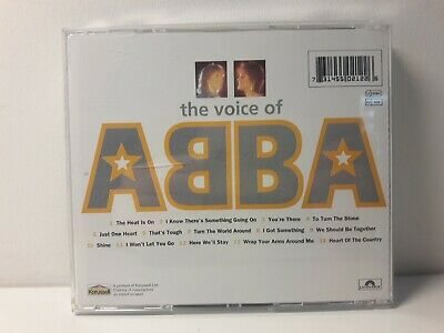 💿 The Voice of Abba von Agnetha & Frida | CD | Zustand gut