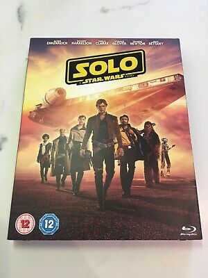 Solo : A Star Wars Story - Blu-Ray (2 Disc)