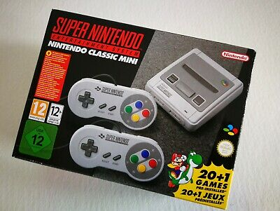 Super Nintendo Snes Classic Mini Konsole in OVP