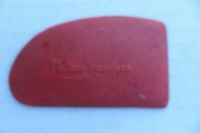 Vintage Clay Plaster Rubber Modelling Tool