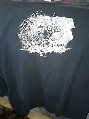 Carcass I reek of putrefaction t shirt xxl death metal used Napalm death autopsy