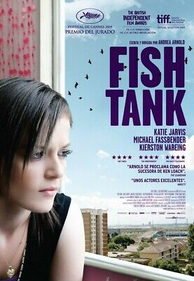 Fish Tank DVD - DISC ONLY - no case