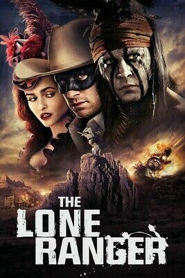 The Lone Ranger DVD - DISC ONLY - no case