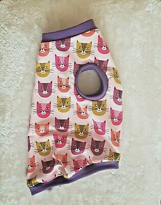 adult pink CATS, clothes for a Sphynx cat, cat clothes, hairless cat jumper
