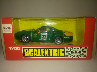 Scalextric Exin Made in Spain Porsche 959 BP #8366 Nuevo