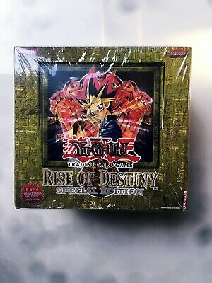 Yu-Gi-Oh! Rise of Destiny Special Edition Box / Display - 1st Edition Sealed