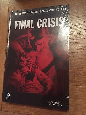 Eaglemoss Dc Comics Graphic Novel Collection – Final Crisis – Great Condition
