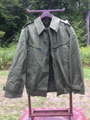 Army Surplus Jacket Hungarian Military M65 Field Jacket X Large Hunting K4207