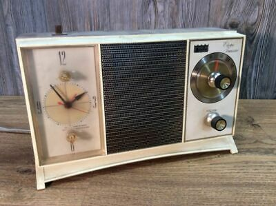 Vintage Arvin Radio Model 56R38 Electric Transistor In Working Condition I8