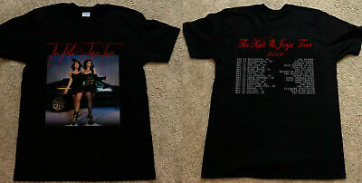 Limited The KALI Uchis & JORJA Smith TOUR concerts 2019 T-shirt GILDAN