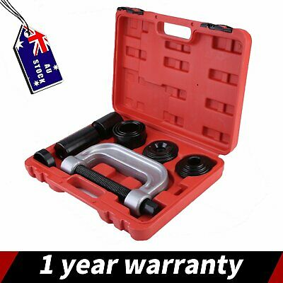 Toolrock 10pc Ball Joint Press Service Remover Installer Kit for Car Truck Tool!