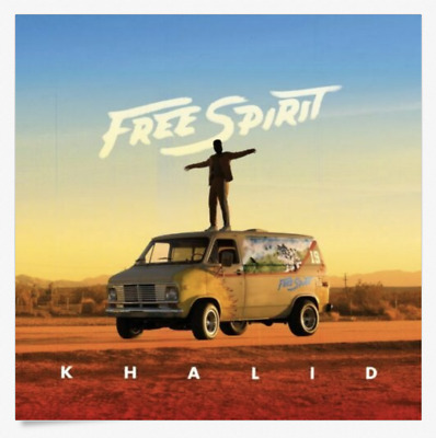 Free Spirit, Khalid (CD, 2019) Brand New!!